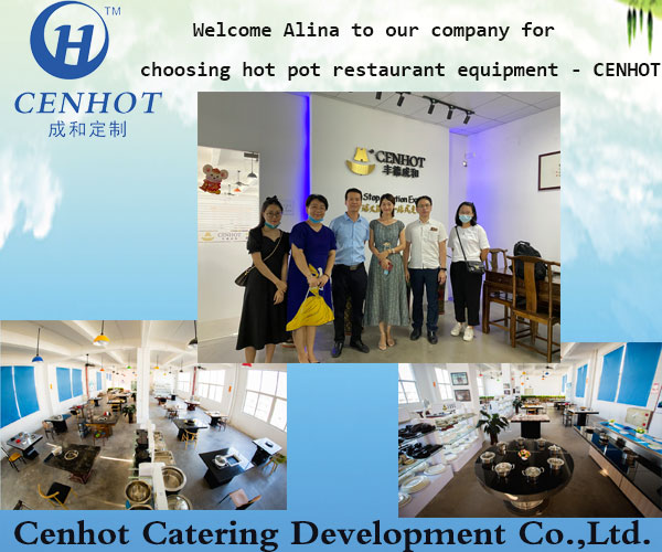 hot pot restaurant equipment - CENHOT