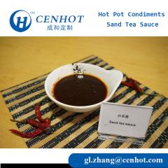 Chinese Huoguo Sand Tea Sauce Hotpot Seasoning Suppliers - CENHOT