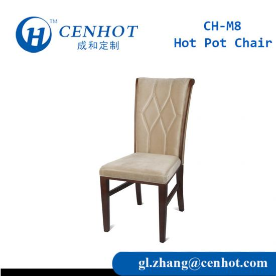 Commercial Restaurant Dining Chair With High Back China Manufacturer - CENHOT