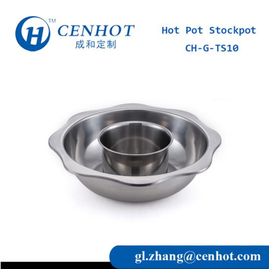 Asian Hotpot Cookware For Sale Factory - CENHOT