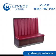 Used Restaurant Booths Seating Suppliers China